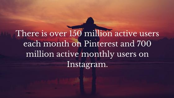 Visual social platforms