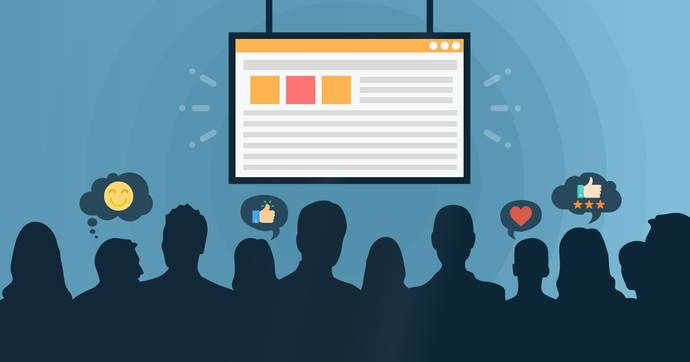 Powerful content marketing for audience