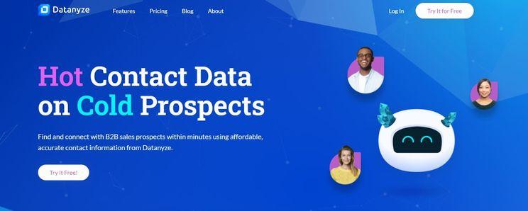 LinkedIn Tools - Datanyze