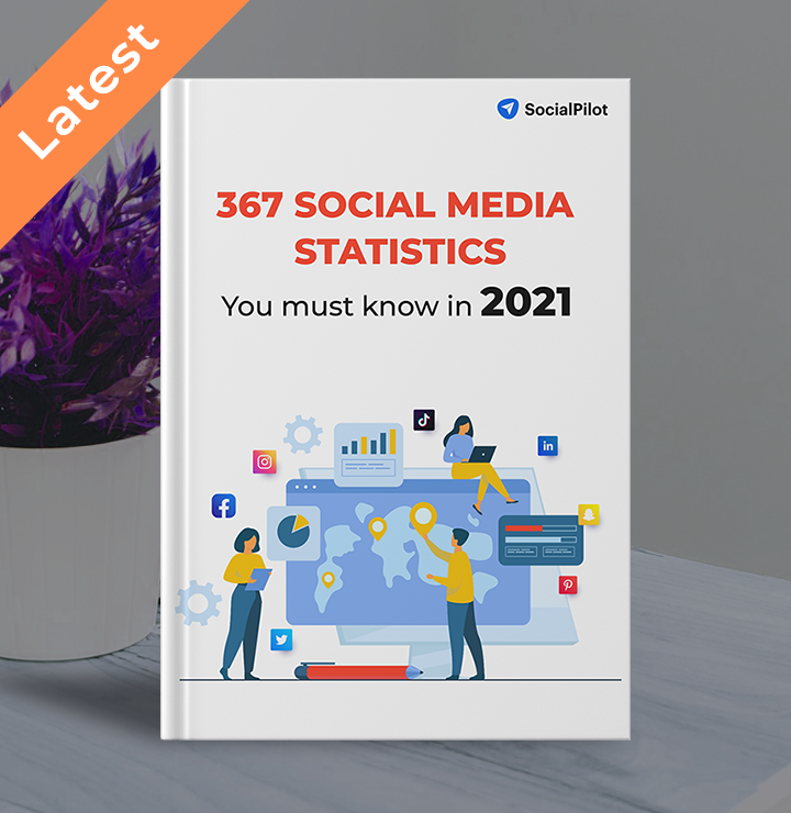 Social Media Statistics You Must Know in 2021