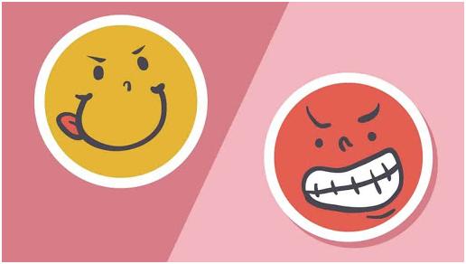 Emojis and trolling