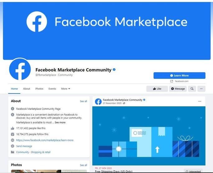 Facebook-Marketplace-Community