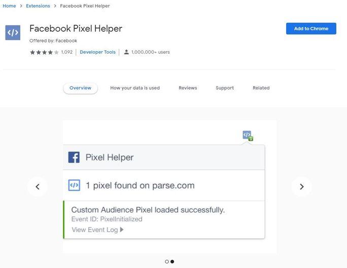 Facebook-Pixel-Helper