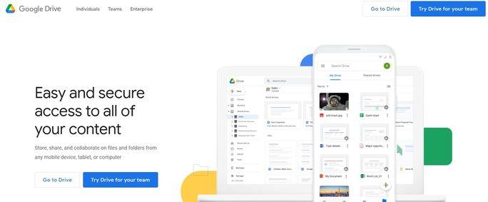 Social media calendar tool - Google Drive