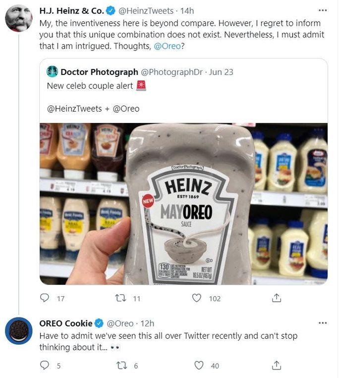 Heinz-Oreo