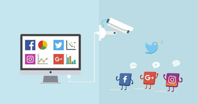 Track and Monitor Social Media