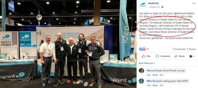 IdeaPaint Using Social Proof to Attract More Customers