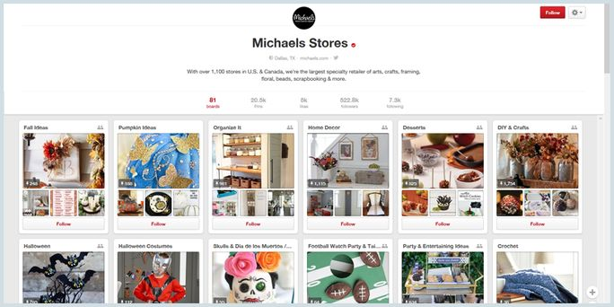 Increase Engagement on Pinterest