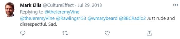 Mark Ellis twitter