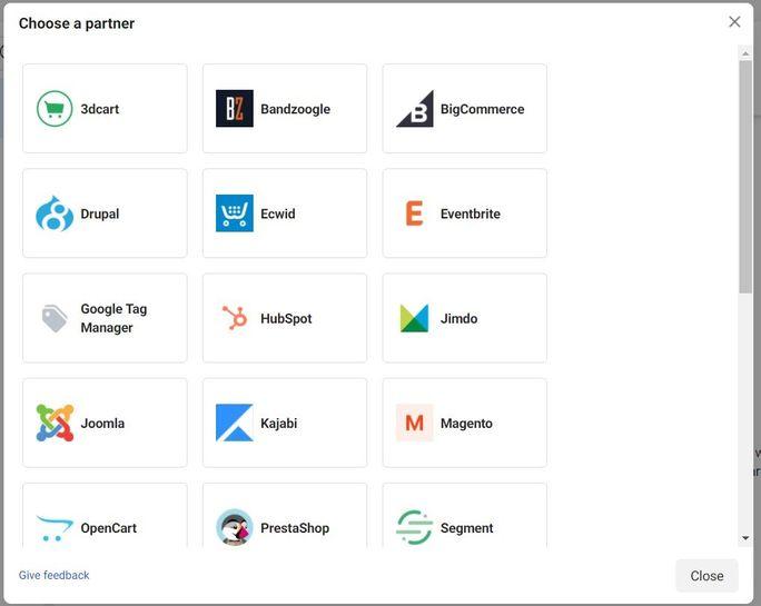 Partner-Integration