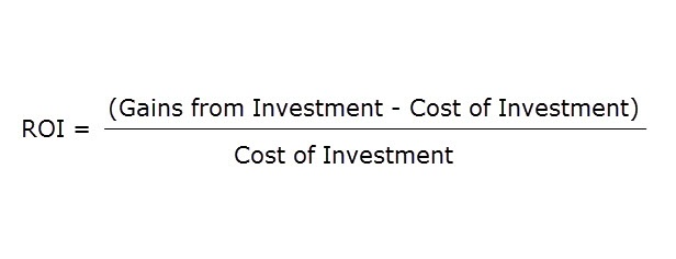 ROI equation