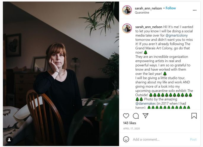 Social-media-takeover-influencer