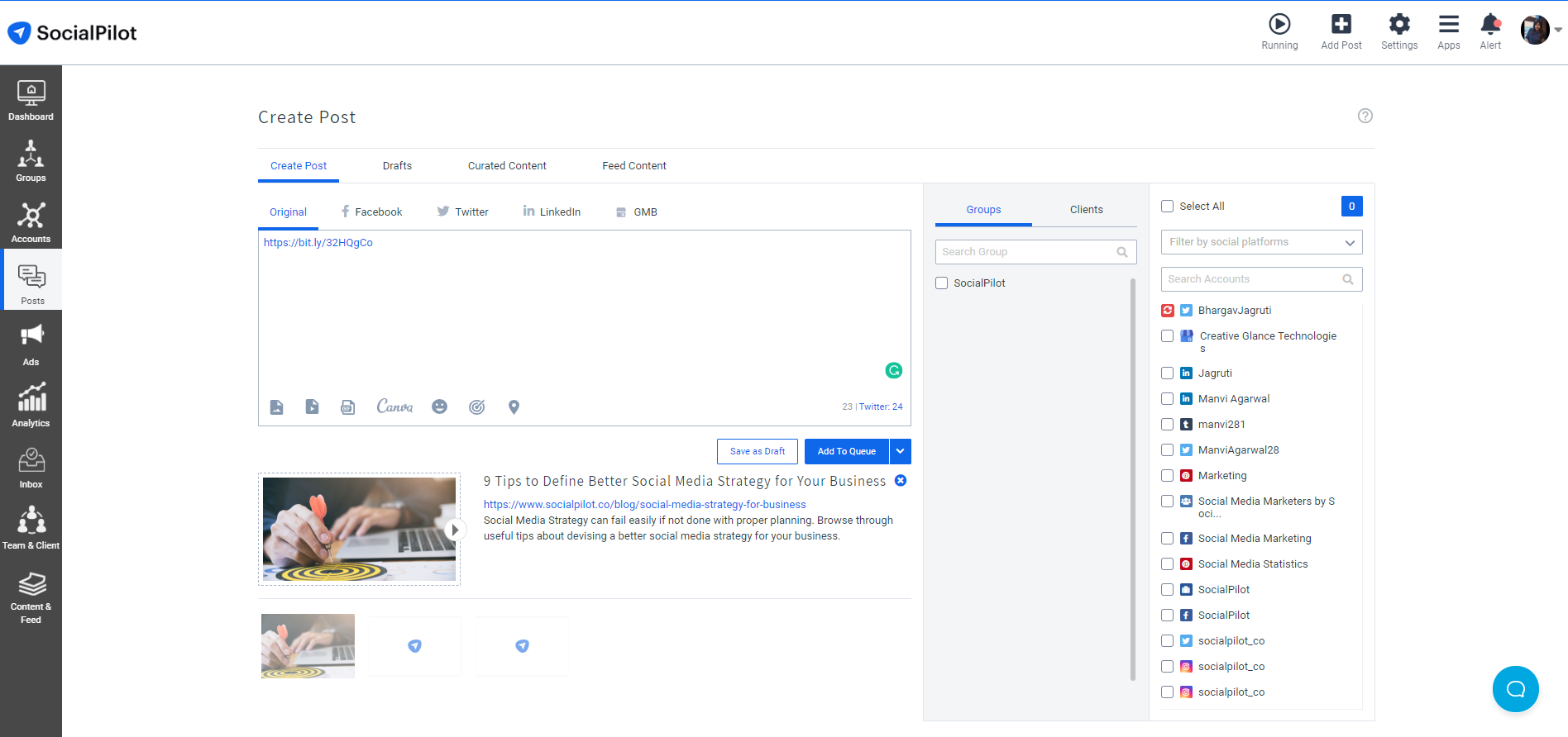 SocialPilot-Social-Media-Scheduling-Create-Post