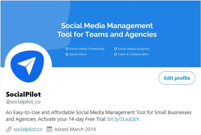 SocialPilot-Twitter-Profile