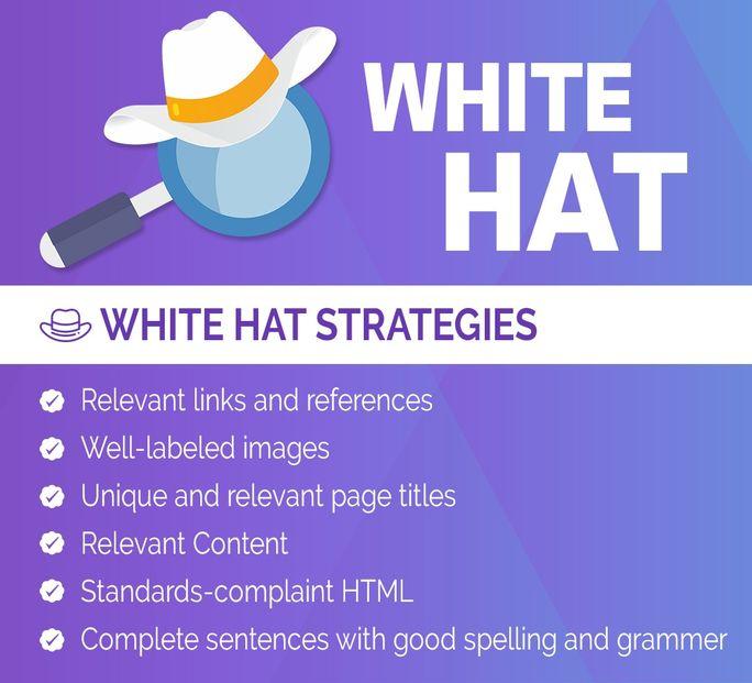 White Hat Strategies