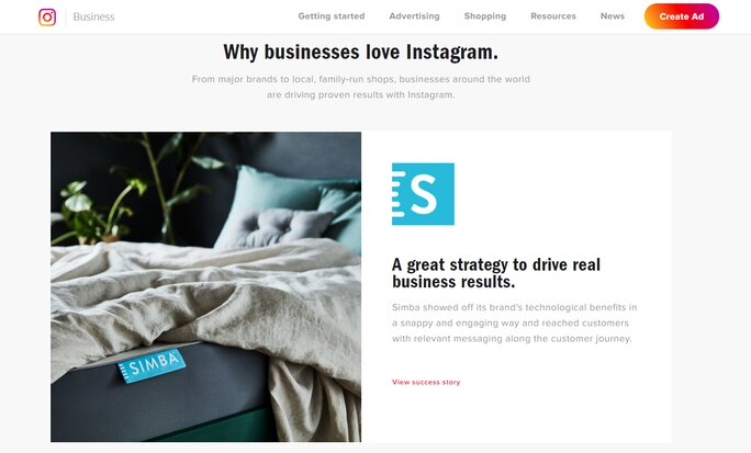Why business love Instagram