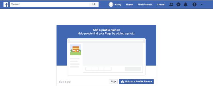 Add Profile Picture