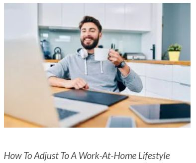Adjust work From Home