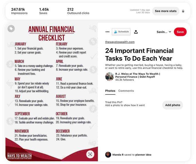 annual-financial-checklist