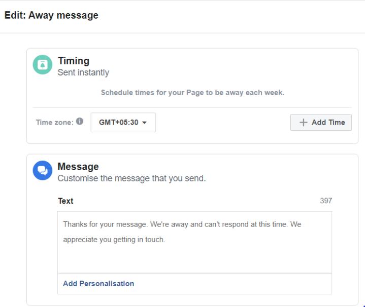 away-message