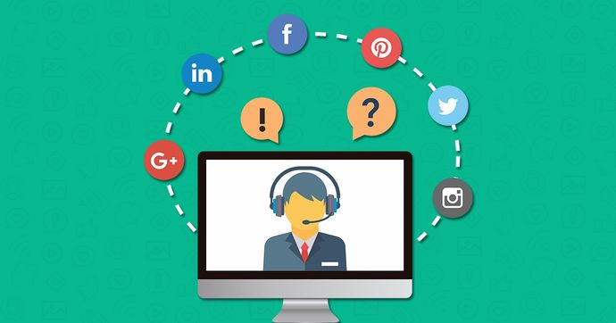 Social media advice for better customer service