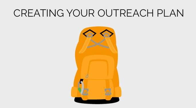 Creating your outreach plan