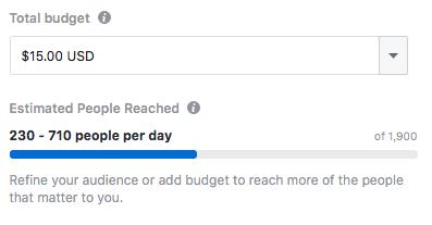 Decide on a Budget