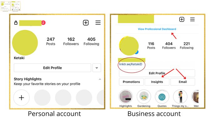 business-account