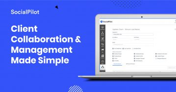 A Social Media Tool For Client Collaboration & Client Management