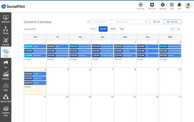 Content Planner