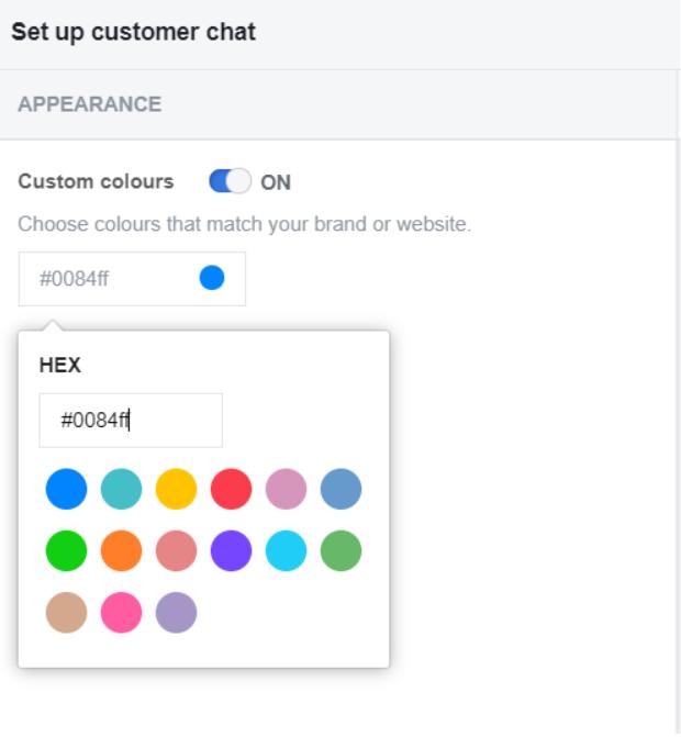 custom-color-chat