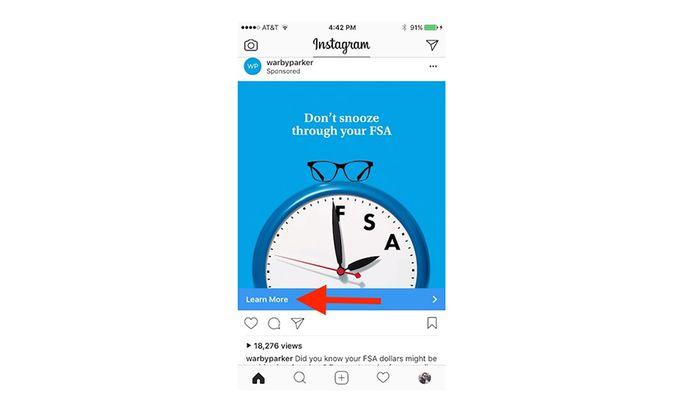 Instagram offer variety facilities