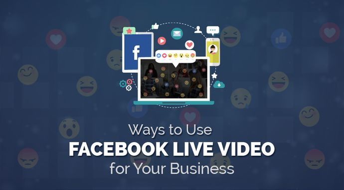 Facebook live video for business