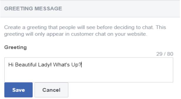greeting-message-edit
