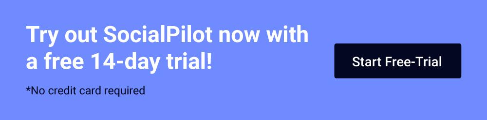 SocialPilot Free Trial