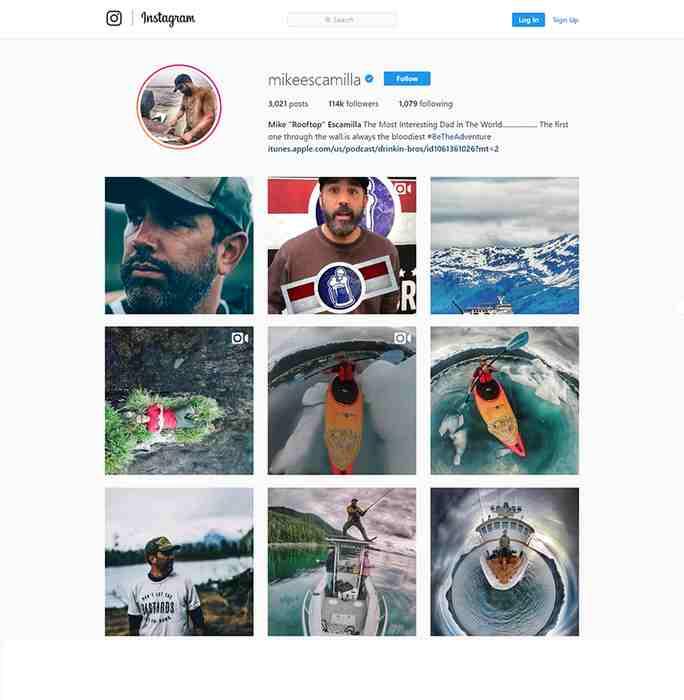 Personal branding on Instagram