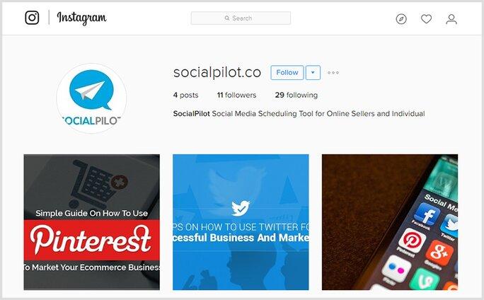 Instagram in lead generation