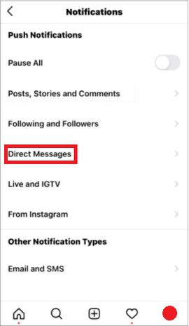 Direct-Messages