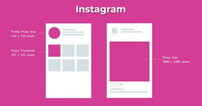 Instagram image size