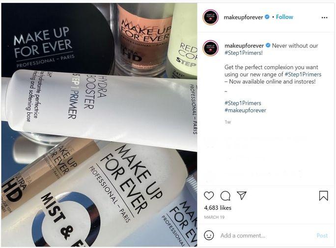 makeupforever-brand-hashtag-campaign