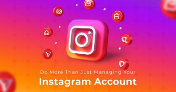 Do More Than Just Managing Your Instagram Account