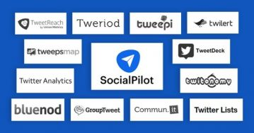 13 Compelling Twitter Marketing Tools You Need In 2021