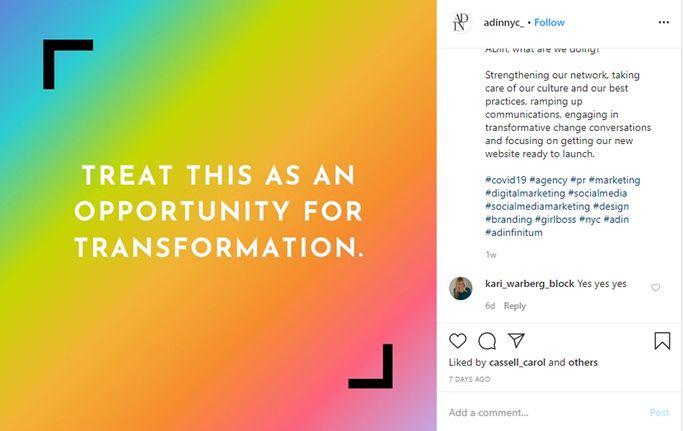 share content instagram