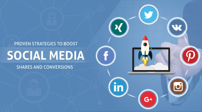Proven Strategies to Boost Social Media Shares and Conversions