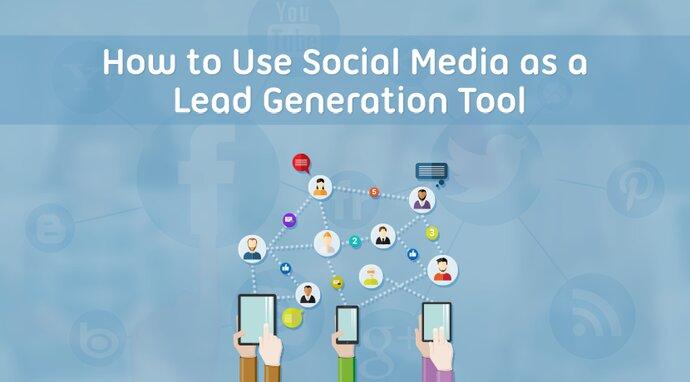 Social media as lead generation tool