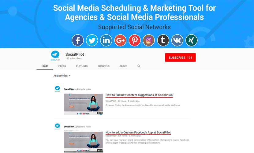 Create a product related video segment
