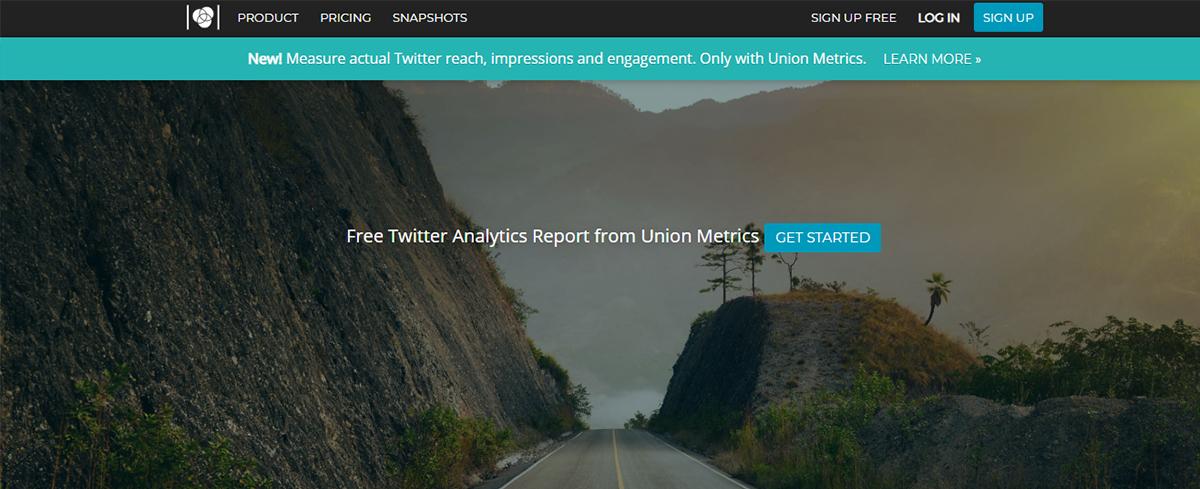 Twitter management tool - TweetReach