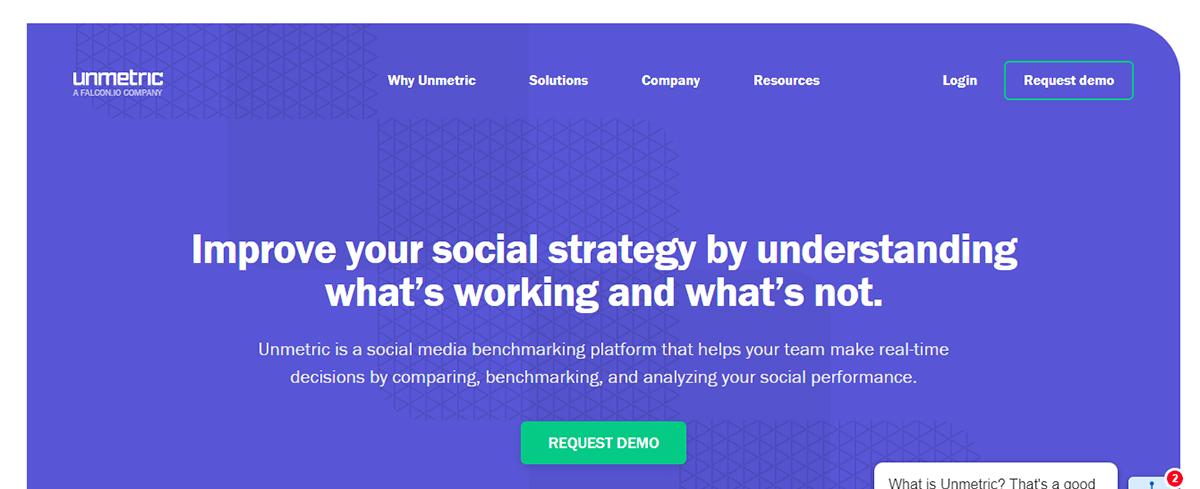 LinkedIn Analytics tool - Unmetric