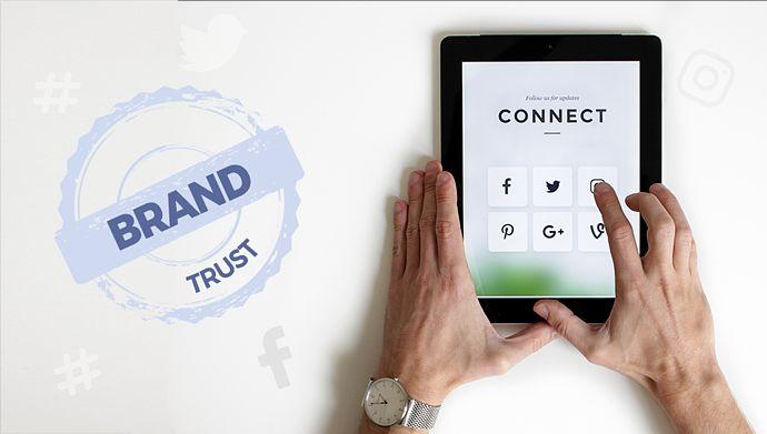 Ways to build trust on Social Media