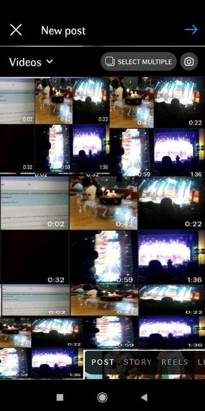 Tap-Videos